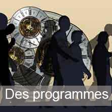 Des programmes