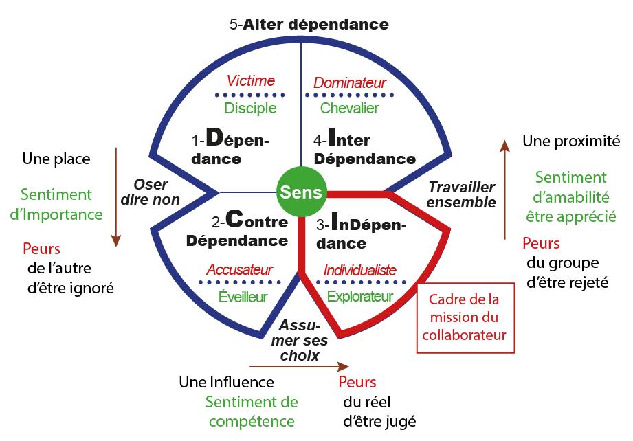 cycle de l'autonomie